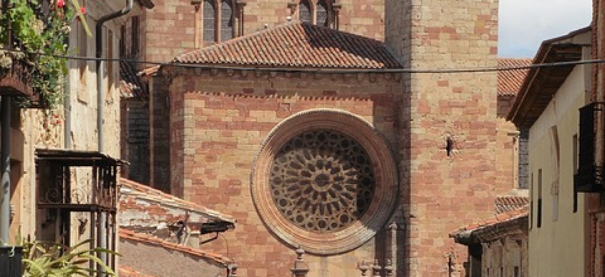 Boutique rural luxury romantic Hotels in Sigüenza Cathedral