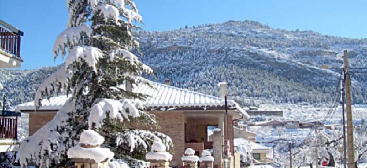 Hoteles en Fuentespalda con encanto rurales Mas de la Serra