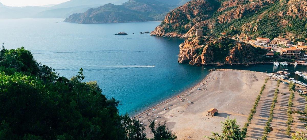 Hoteles en Córcega con encanto rurales romanticos