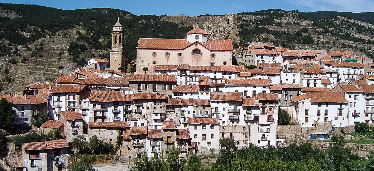 Hoteles en Linares de Mora Rusticae - Paisaje Linares de Mora