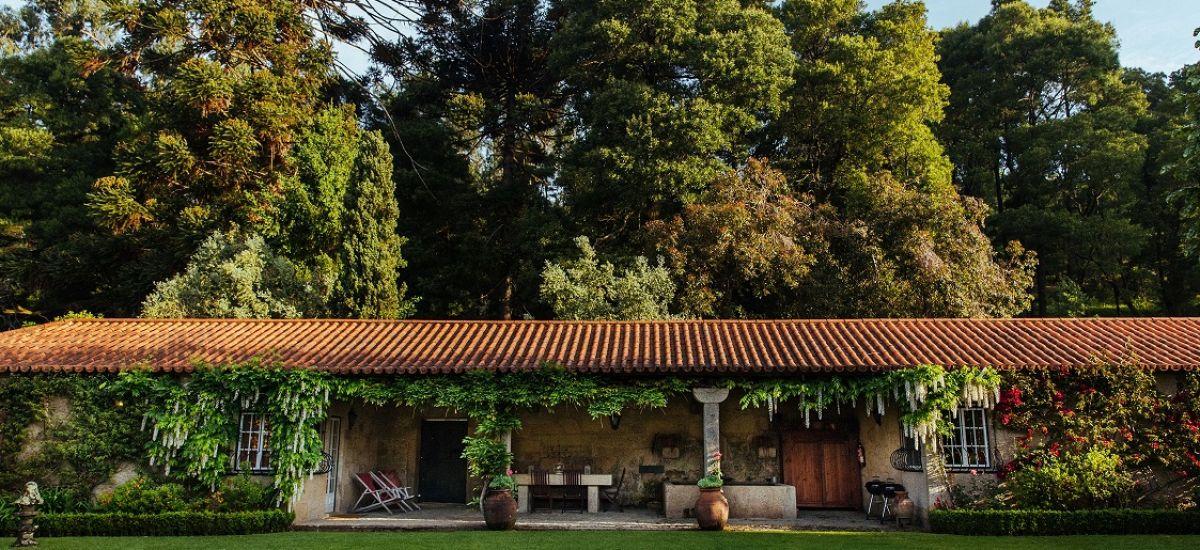 hoteles con encanto rurales romanticos en Vila de Punhe