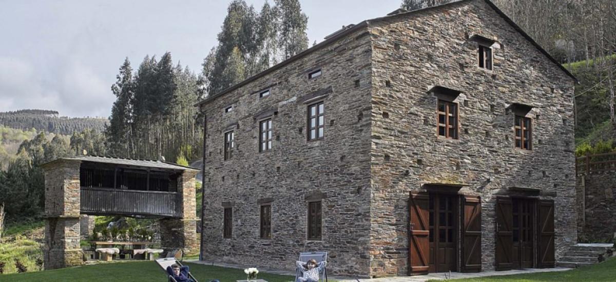 Rural House for Full Rental Casona de Labrada