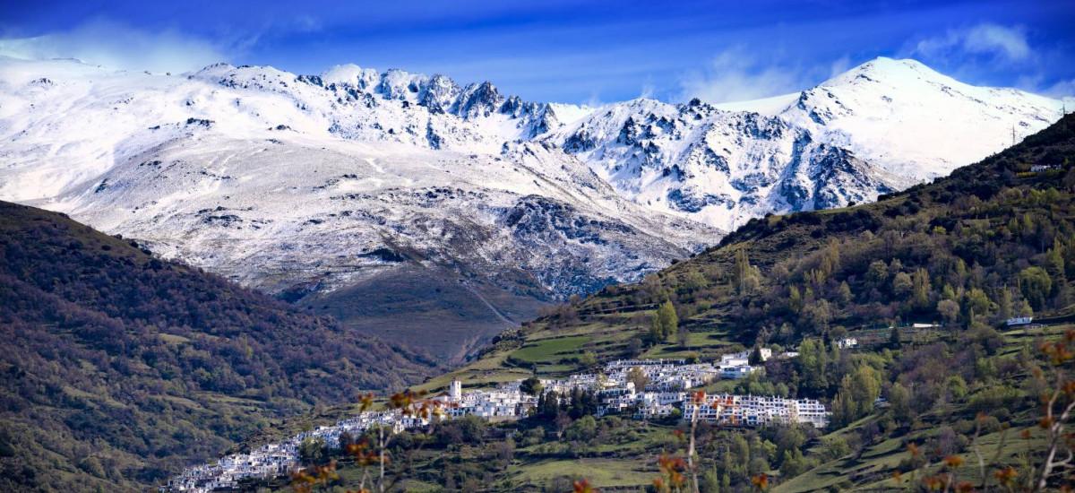 Hoteles en Ferreirola Granada rurales con encanto