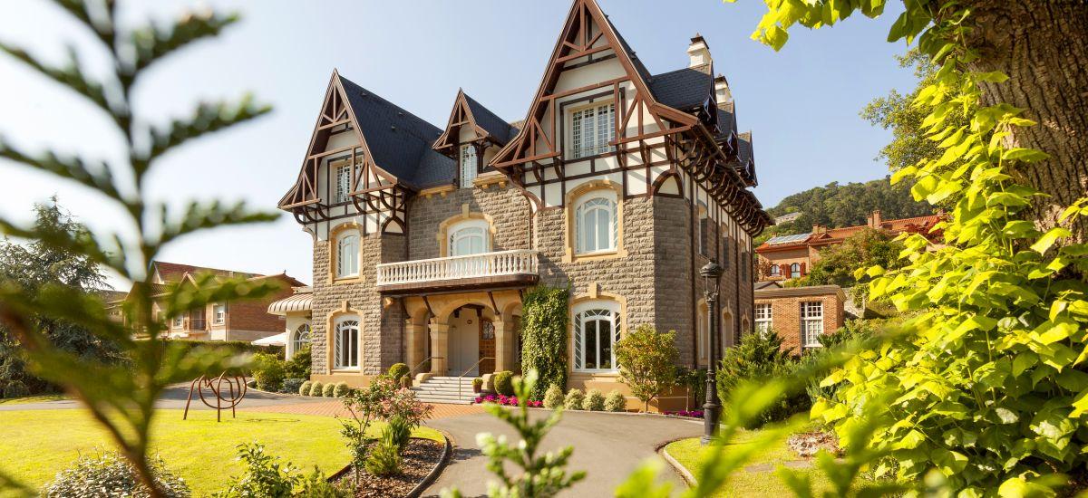 Hoteles en San Sebastian Donostia Hotel Villa Soro Rusticae