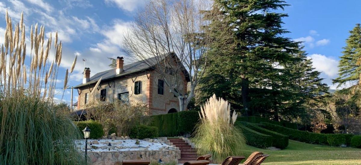Ländliches Haus zur vollen Vermietung Madrid Alma Colmenar