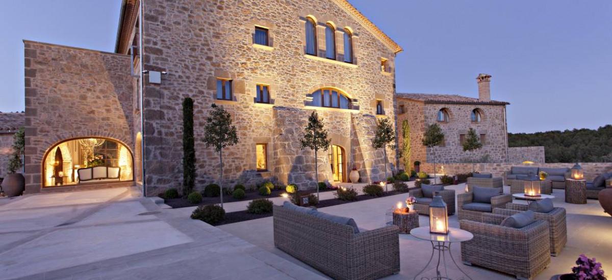 Hoteles Casas Rurales en Lleida con encanto