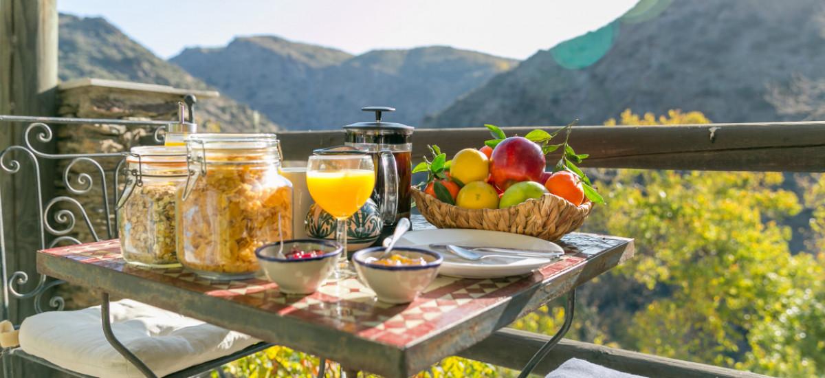 Hoteles en La Taha Granada rurales con encanto
