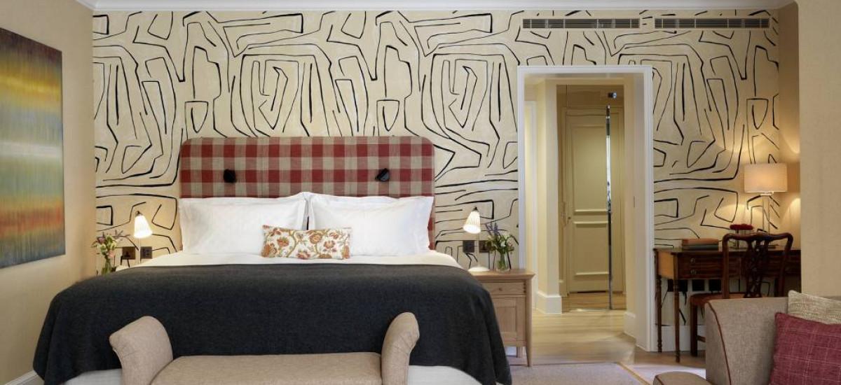 Hoteles en Londres con Encanto Hotel en Londres Stafford room