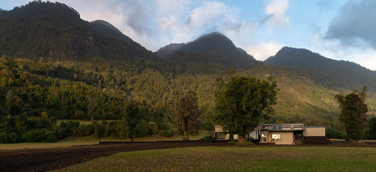 Hoteles en Riñinahue Chile Rusticae Futangue Hotel