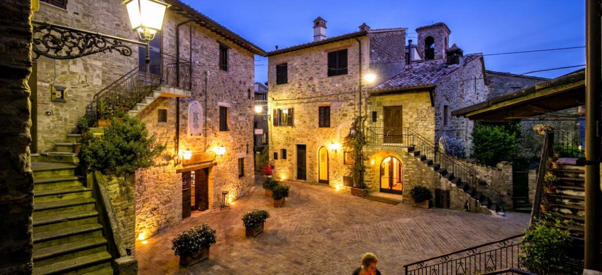 Hoteles Casas Rurales y apartamentos en Saragano, La Toscana