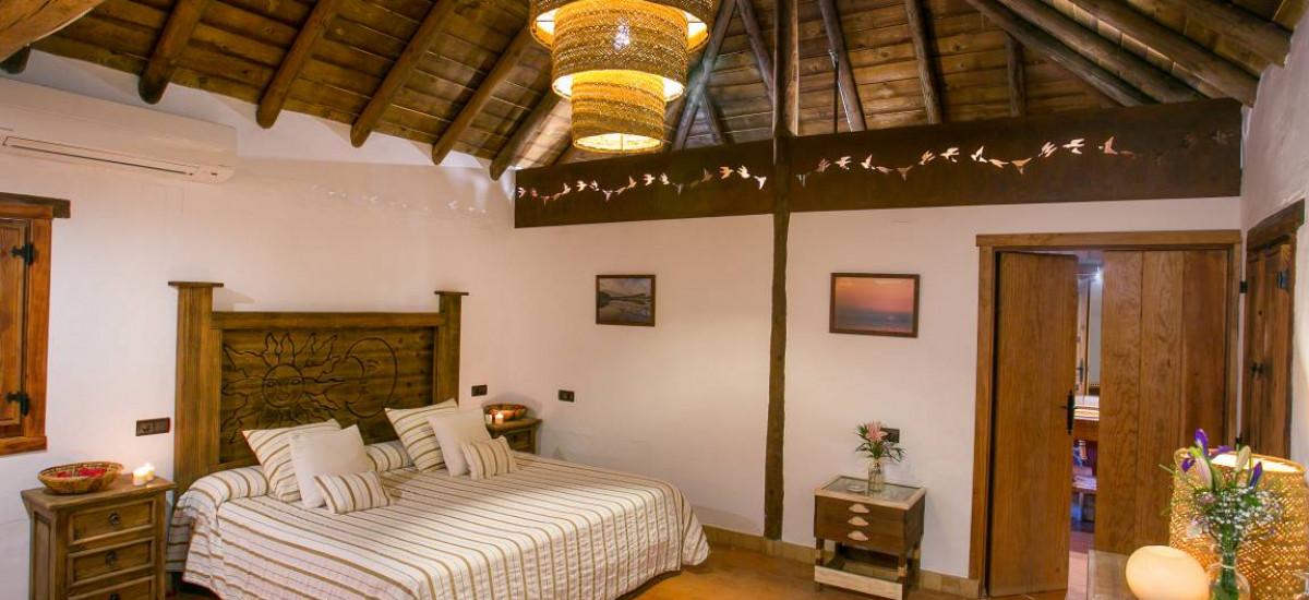 Hoteles en Villamanrique de la Condesa Ardea Purpurea Habitacion