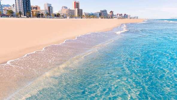Hoteles en Grao de Gandía Playa romanticos de fin de semana