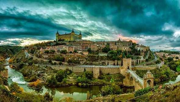 Hoteles en Almonacid de Toledo con encanto romántico de lujo