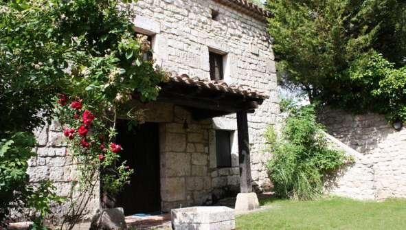 Hoteles en Castrillo del Val con encanto romantico rural de lujo