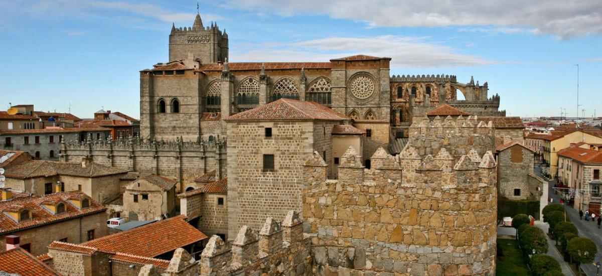 Hoteles en Ávila rurales románticos de lujo con encanto castillo
