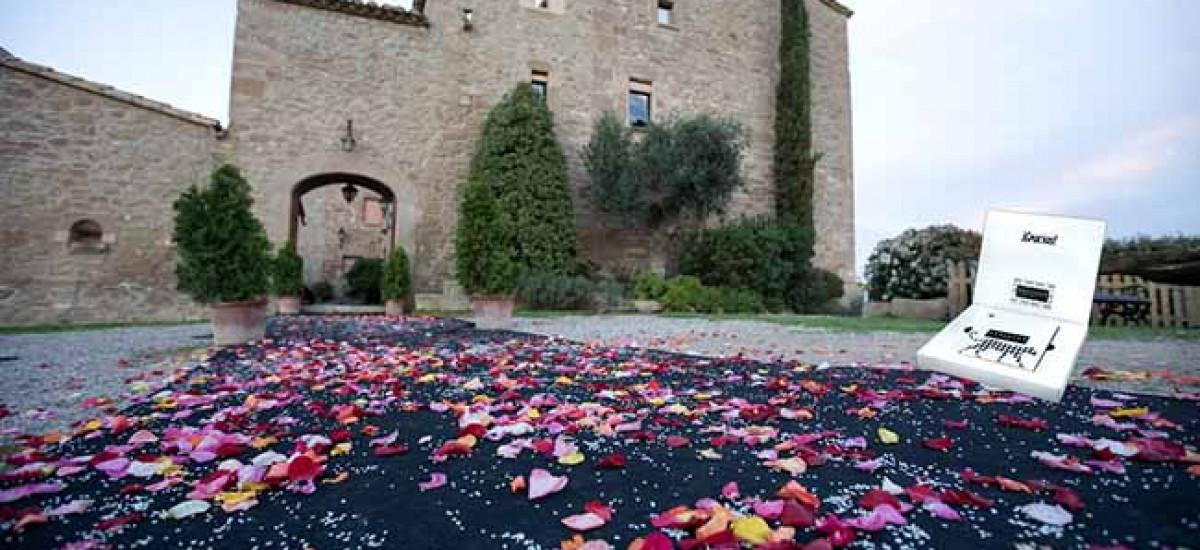Masías para bodas con encanto rurales intimas
