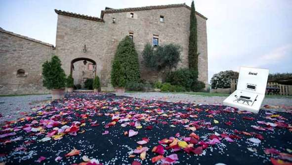 Boutique Small Wedding Hotels venues & villas in Spain