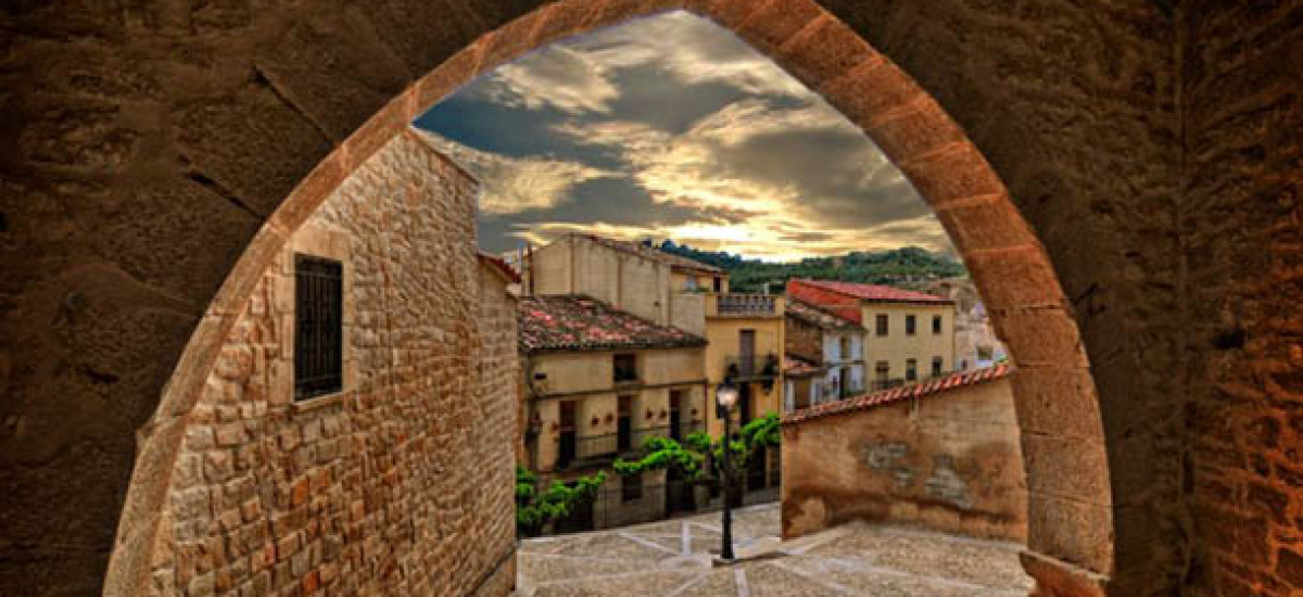 Hotels in Calaceite with charm Rural accommodation Hotels Calace