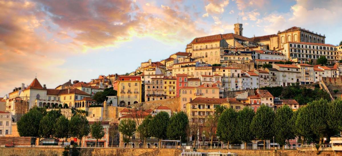 Hoteles en Coimbra romanticos rurales de lujo