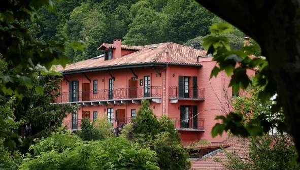 hoteles coloridos con encanto