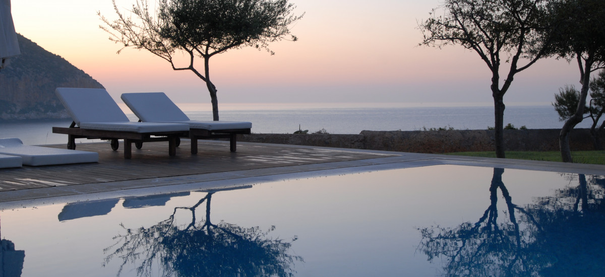 Boutique Hotels with Pools - hotel rooms with private Pools!