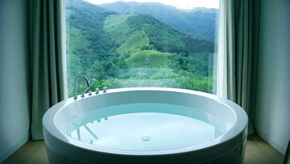 Hoteles de lujo exclusivos casas rurales espa a hoteles Hotel lujo sierra madrid
