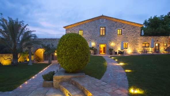 Hoteles Famosos en España Rusticae Jardin