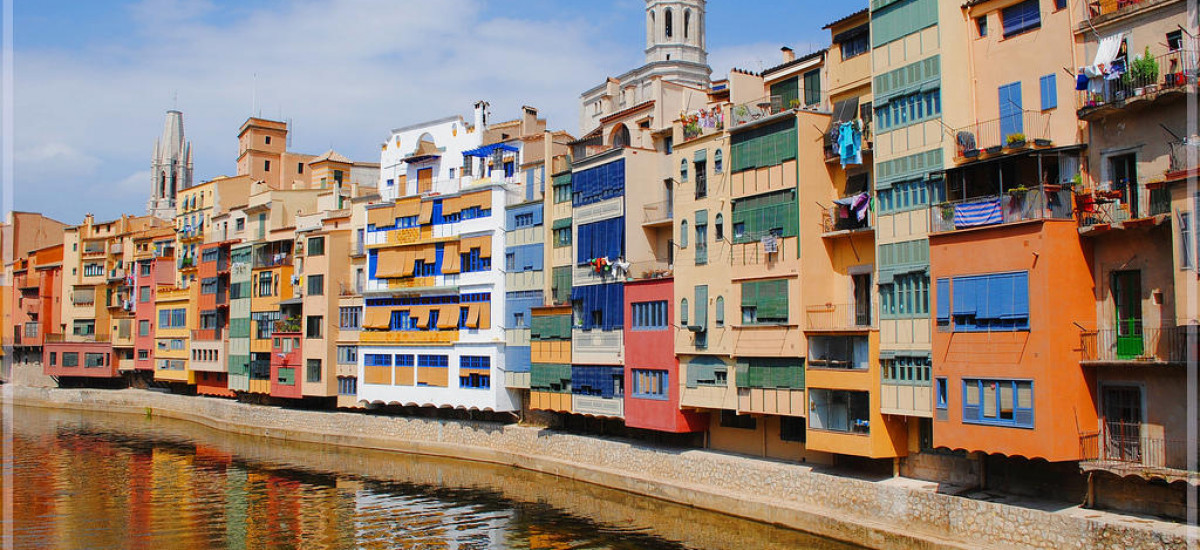 Boutique Luxury & romantic Hotels in Girona Rio Rusticae