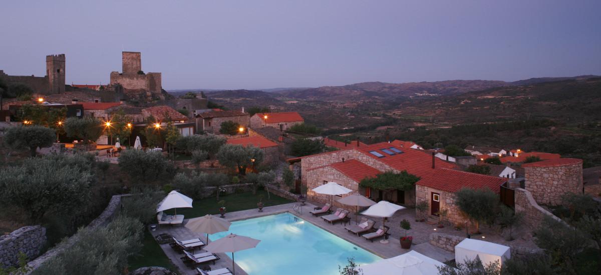 Hoteles rurales romanticos con encanto en Guarda Portugal
