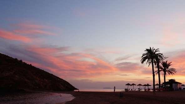 Vacaciones en Murcia Costa con niños y románticas Playa Murcia
