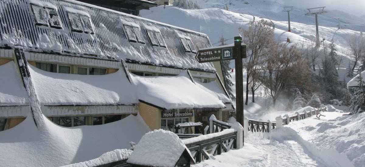 Hoteles Casas Rurales en Sierra Nevada esquí