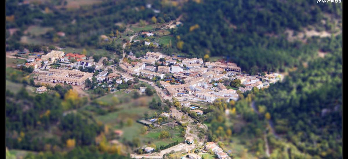 Hoteles en Jaén Casas Rurales en Jaén El Añadío Jardin