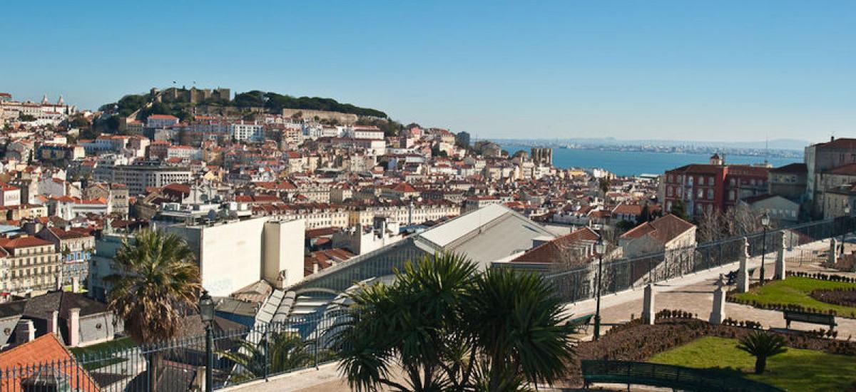 Hoteles Casas Rurales en Lisboa con encanto romanticos de lujo