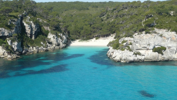 Boutique romantic luxury Hotels in Minorca Menorca beach
