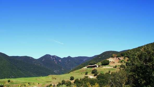 Montseny hoteles con encanto rusticae
