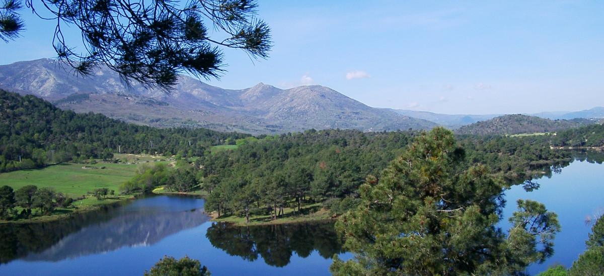 hoteles en Navaluenga con encanto romántico rural