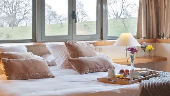 Hoteles para relajarse para descansar y no salir de la habitació