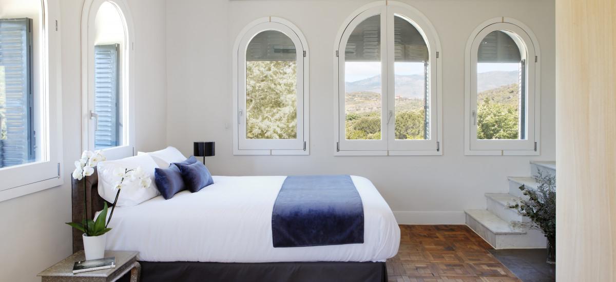 Sierra de Guadarrama hoteles con encanto rusticae