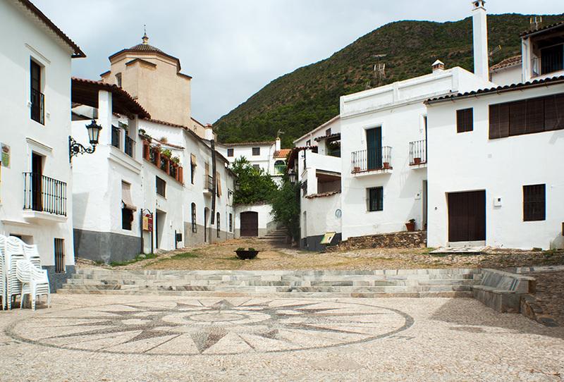 Hoteles y Casas rurales en Aracena y en la Sierra de Huelva