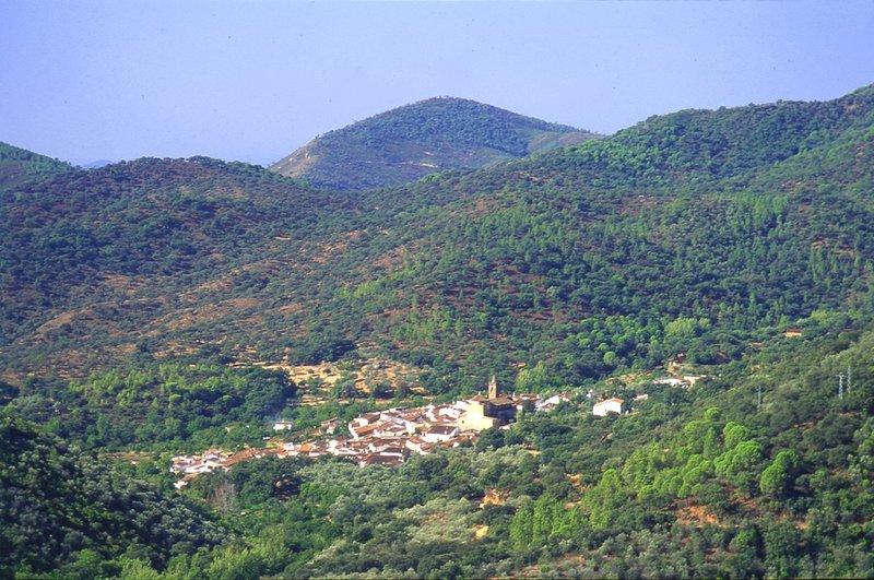 Casas rurales en Aracenaa