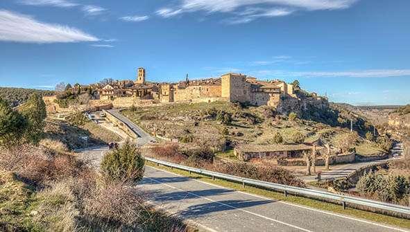 <strong>Hoteles y Casas Rurales en Pedraza con encantos</strong>