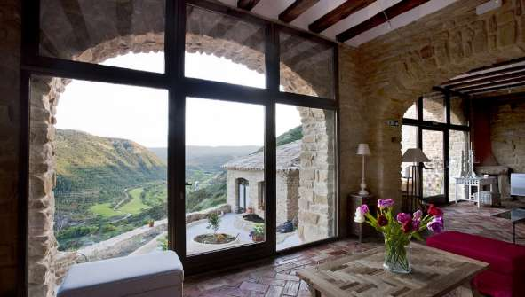Hotels in the Pyrenees and Pre-Pyrenees Spain Aragonese Catalans