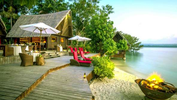 Luxury hotels & resorts in Vanuatu Republic