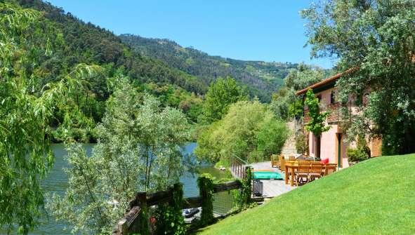 rio douro hoteles con encanto