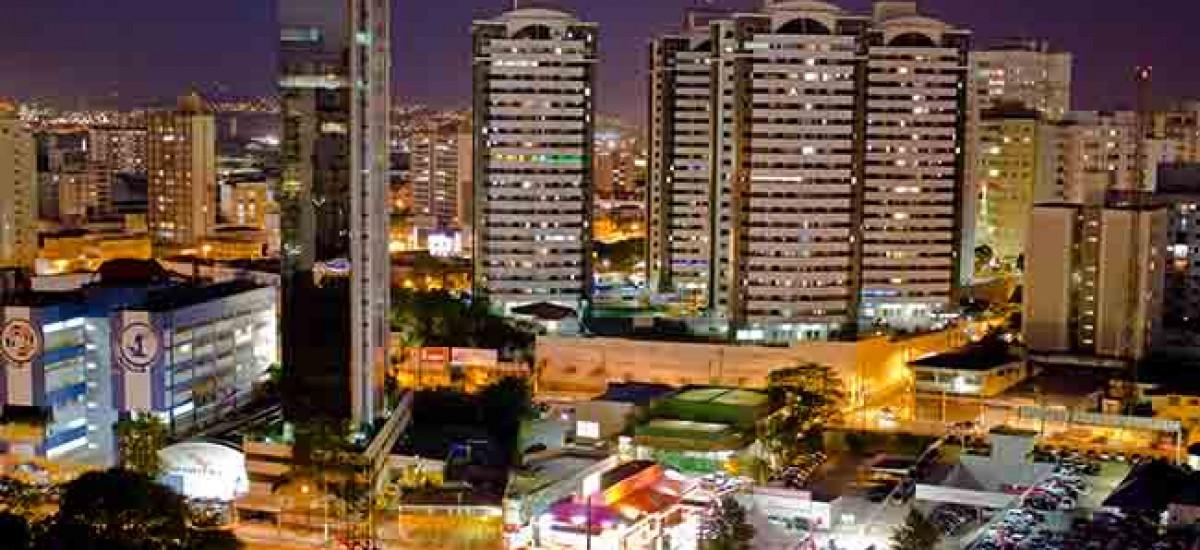 Hoteles en Santo André