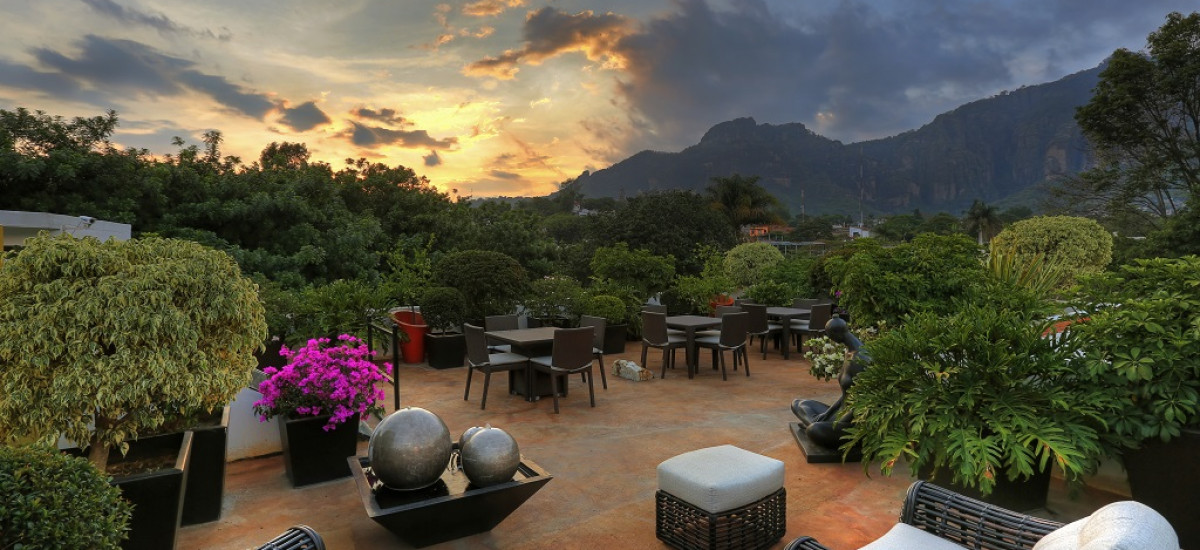 Tepoztlan hoteles con encanto mexico