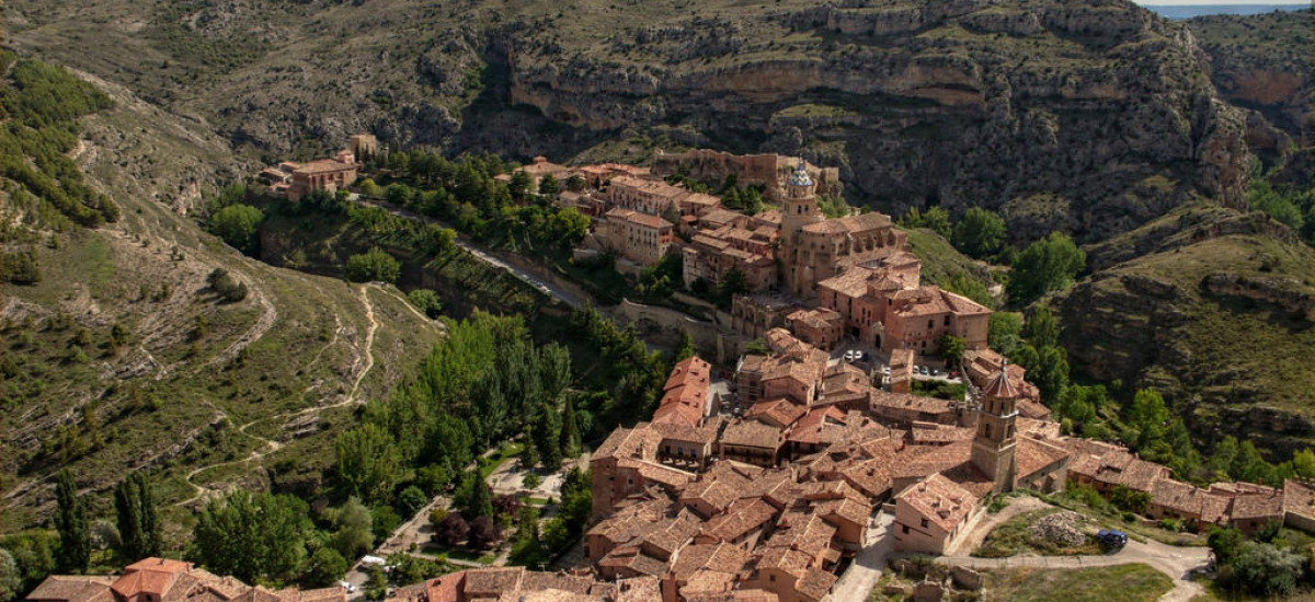 Boutique romantic luxury hotels and rural homes in Teruel