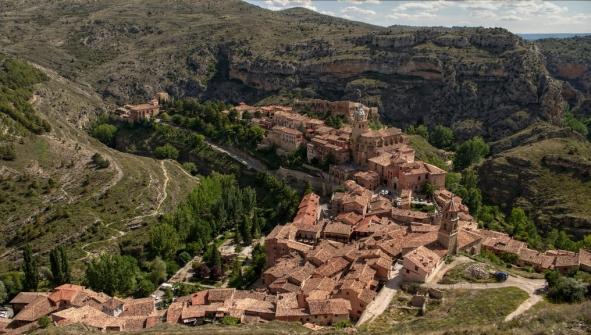 Hoteles y Casas Rurales romanticos de lujo en Teruel con encanto