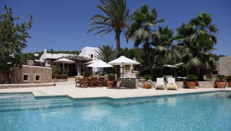 Hoteles de piscina