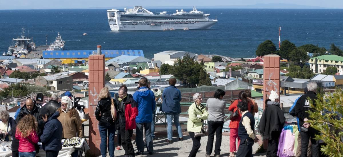 Experiencia Estrecho de Magallanes gente